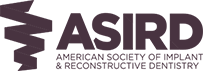 American Society of Implant Reconstructive Dentistry logo